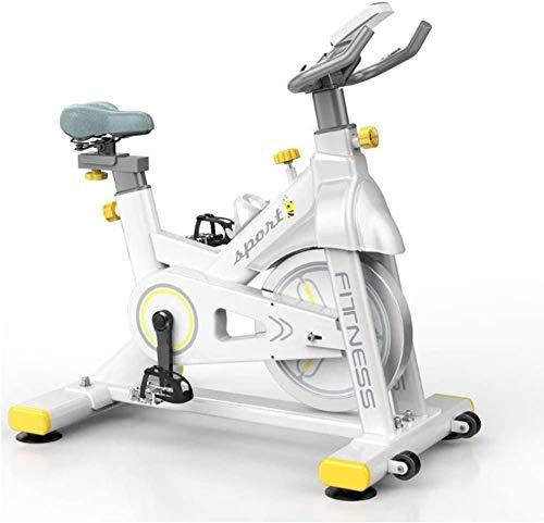 SAFGH Bicicleta estática Vertical Ciclismo de Interior Fitness Ejercicio Profesional Entrenamiento