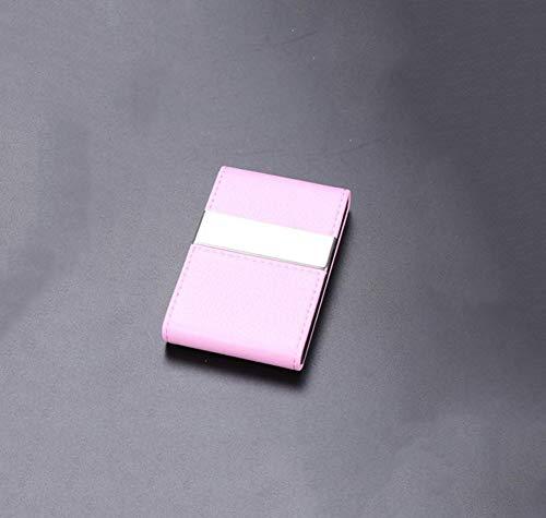 WSQ Titulares masculinos y femeninos for tarjetas de visita, los titulares de tarjetas portátiles, fundas for tarjetas de visita, tarjeteros metálicos, cajas de almacenamiento de la tarjeta de visita