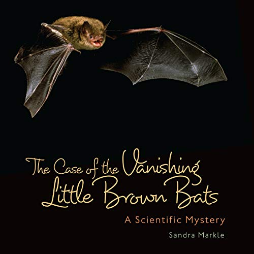 The Case of the Vanishing Little Brown Bats cover art