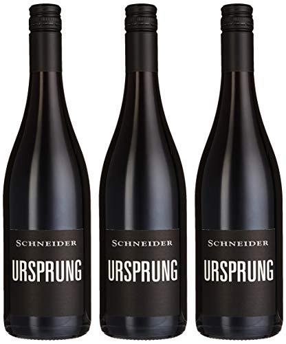 Markus Schneider Ursprung Pinot Noir trocken (3 x 0.75 l)