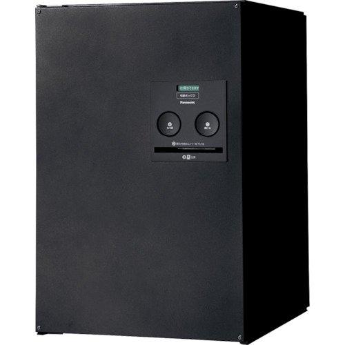 パナソニック(Panasonic) 戸建住宅用宅配ボックス COMBO ミドルタイプ FF(前出し) 右開き 鋳鉄ブラック CTNR4020RTB