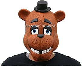 4 Dy Fazbear Bear Mask Toys Action Figure Brinquedo Toy Kids Christmasl Gift Must Have Toys 1 Year Old Girl Gifts Boys Favourite Characters Superhero Party Decorations