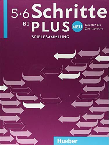 Schritte plus Neu 5+6: Deutsch als Zweitsprache / Spielesammlung