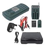 Remote Control Bird Sound Player MP3 Voice Speaker(110~240V, British standard)