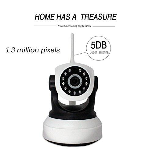 Pinkbenmus WiFi Kamera Full Hd Mobile Erkennung WiFi Kamera App,960P WiFi Kamera Ios-Zwei-Wege-Stimme Bewegungsmelder FüR Haus Video Aufnehmen Echtzeit-Video