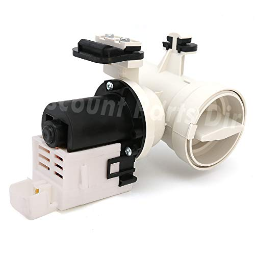 Price comparison product image W10130913 Washer Drain Pump Motor Assembly Replacement for Whirlpool Kenmore Maytag Washer W10730972,  8540024,  W10130913,  W10117829,  AP4308966,  PS1960402