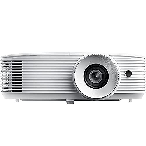 Proyector De Cine En Casa, Inicio BLU-Ray HD 1080P TV Inteligente Sin Pantalla, Muy Adecuado para Películas, Deportes Y Juegos
