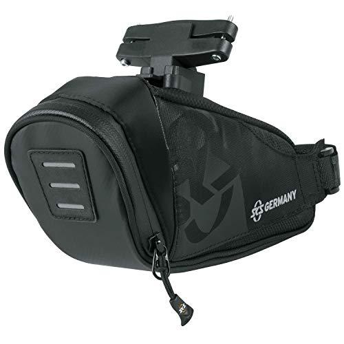 SKS GERMANY Unisex– Erwachsene Racer Click 800 Packtasche, schwarz, 1size