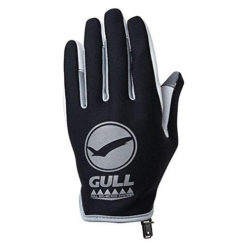 GULL(ガル) GA-5593 SPグローブショート3 ウィメンズ [ブラック/Mサイズ] ダイビンググローブ