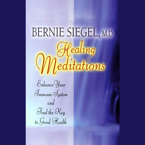 Healing Meditations audiobook cover art