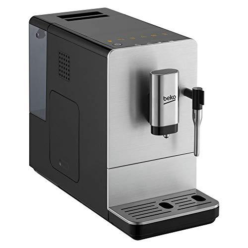 Beko Macchina caffè Espresso Automatica CEG5311X con Cappuccinatore integrato