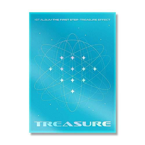 TREASURE 1st ALBUM [THE FIRST STEP : TREASURE EFFECT](韓国盤)