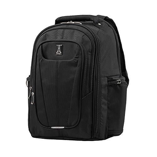 Travelpro Luggage Maxlite 5 17.5' Lightweight Under Seat Laptop Backpack, Black, One Size