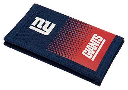 NFL FADE WALLET / GELDBEUTEL (NEW YORK GIANTS)