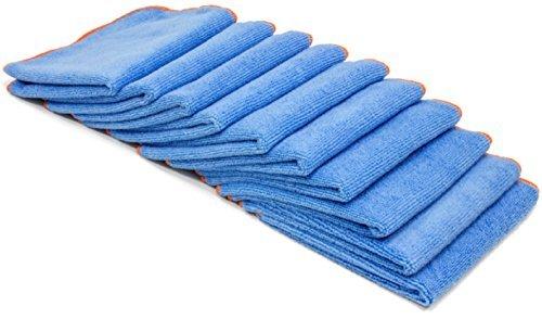 10 Antibacterial Microfiber Cloth 12