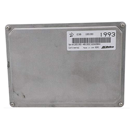 GM Genuine Parts 12651993 Engine Control Module Assembly