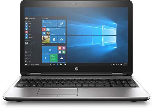 HP ProBook 650 G3 15.6 inch Laptop - Core i7-7820HQ 8GB RAM 512GB SSD Windows 10 Pro - (Z2W60EA#UUZ) (Renewed)