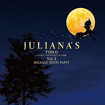 JULIANA'S TOHO Vol.2
