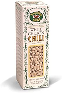 White Chicken Chili - Dry Soup Mix - Buckeye Beans & Herbs 14oz (Pack of 6)