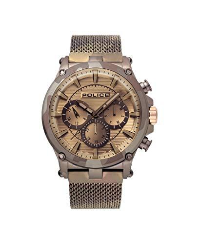 Police Klassische Uhr PL15920JSMBN.20MM