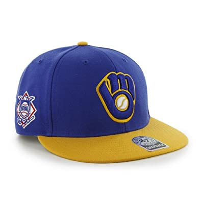 MLB mens Men's '47 Brand Big Shot Snapback Cap One-Size