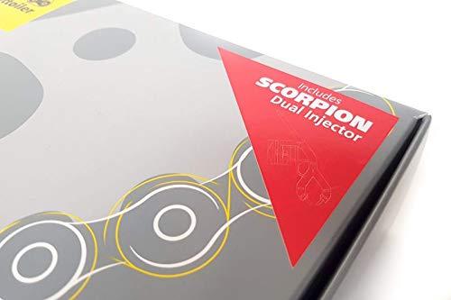 Scottoiler SO-9050 Motorrad-Kettenöler mit automatischer Schmierung