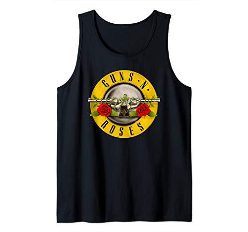 Guns N' Roses Bullet Black Tank Top for Men and Women, Sizes S to 2XL