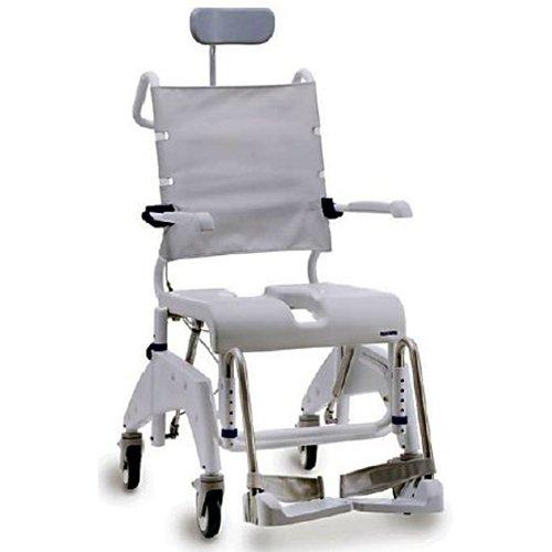Aquatec OceanVIP Tilt-In-Space Shower Commode Chair