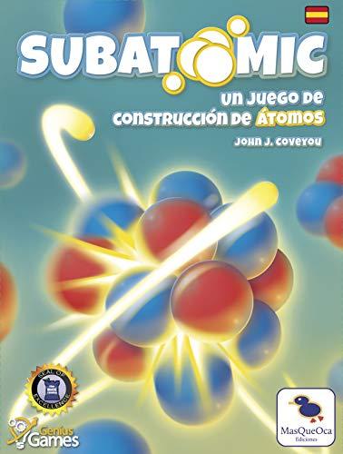 Subatomic Español MasQueOca Ediciones