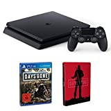 PlayStation 4 - Konsole (1TB, schwarz) + Days Gone - Standard Edition inkl. Steelbook (Amazon...