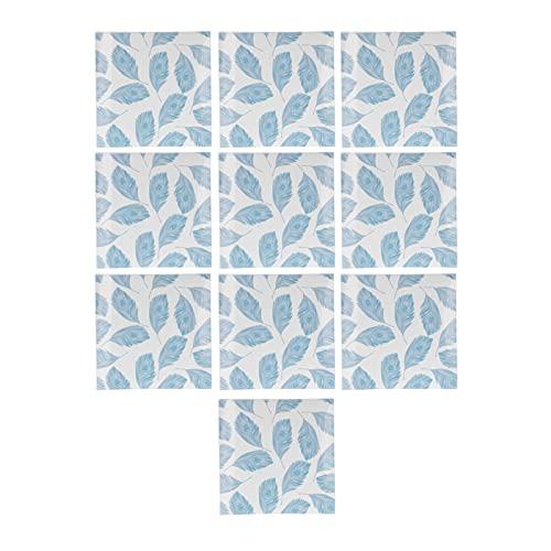 Adhesivo de pared antideslizante, conveniente adhesivo para azulejos de color brillante con material de PVC de alta calidad para la familia para el hogar