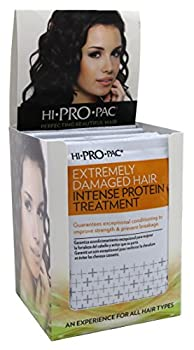 Hi-Pro-Pac Pks Extremely Protein Treatment 1.75 Ounce 12 Pieces   51ml