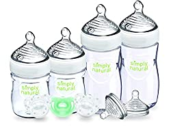 NUK Simply Natural Baby Bottle