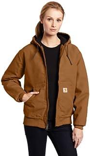 Carhartt Women's Lined Sandstone Active Jacket WJ130