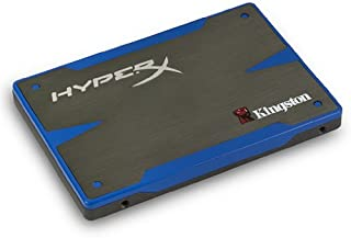 Kingston HyperX 120GB SATA III 2.5-Inch 6.0 Gb/s Solid State Drive with SandForce Technology SH100S3/120G