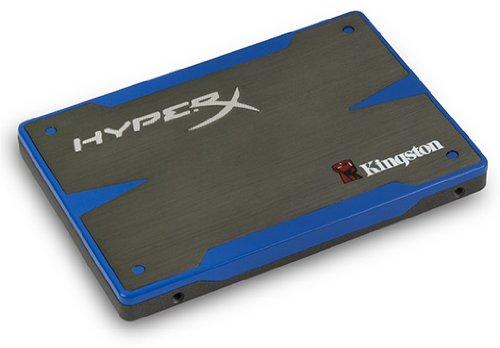 Kingston SH100S3 Kingston HyperX 120GB SSD (6,3 cm (2,5 Zoll) SATA) blau