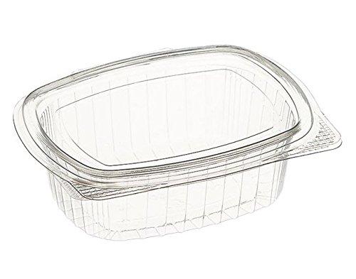 Chiner Envases de plástico para Alimentos Rectangular Ops (250 CC (100 unds.))