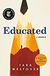 April Family Book List - Educated