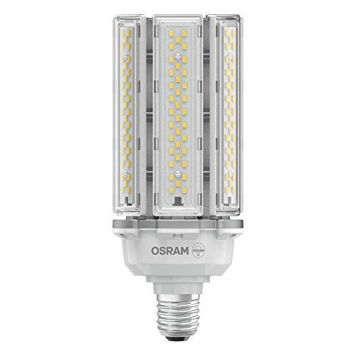 OSRAM HQL LED PRO Bombilla LED , Casquillo E40 , 2700 K , 46 W , Equivalente a 125 W N,Aro , Blanco cálido