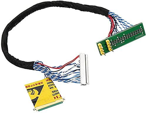 ZTSHBK LED LCD 2 in 1 Edid Notebook Schermo LCD Codice Chip Cavo di Lettura Dati per Rt809F Rt809H Ch341A Tl866Cs e Programmatore Tl866A