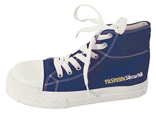 Fashion Securite FS16 buty ochronne, niebieskie, 43