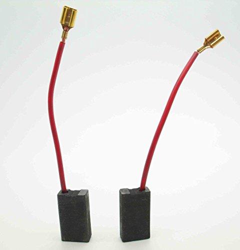 Kohlebürsten Für ELU winkelschleifer WS24230AA WS51EA WS51EB WS52EA WS53A WS53EA EB T17