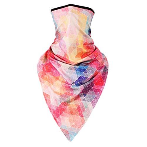 Crème solaire bandanas foulard masque extérieur serre-tête serre-tête serre-tête-A23