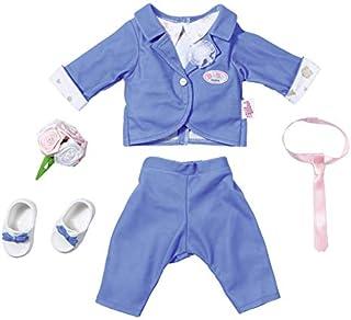 Baby Born 826874 Boutique Deluxe Groom 43 cm Multi-Coloured