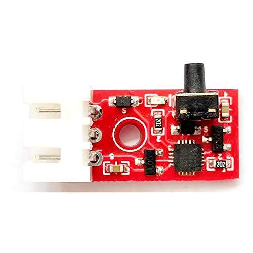 BliliDIY FPV Goggles Módulo De Controlador De Velocidad del Cubo del Ventilador para Fatshark Dominator Hd3 HDO Goggles