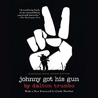 Johnny Got His Gun audiobook cover art