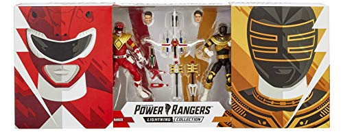 Power Rangers Lightning Collection Red and Zeo Gold Ranger 2-Pack SDCC 2019 Exclusive