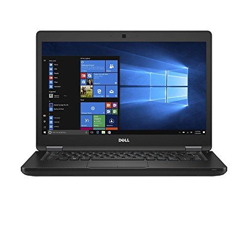 Notebook Dell Latitude E5480 Core i5-6300U RAM 8Gb SSD 256Gb 14  WEBCAM Windows 10 Professional (Ricondizionato)