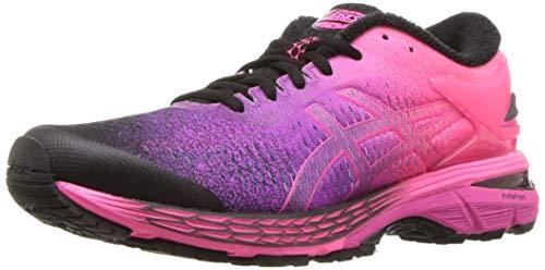 Asics Gel-Kayano 25 SP - Zapatillas para correr para mujer, Negro (Negro/Negro),...