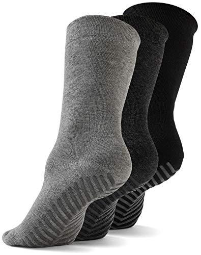 Gripjoy Grip Socks Non Slip Socks for Women Men